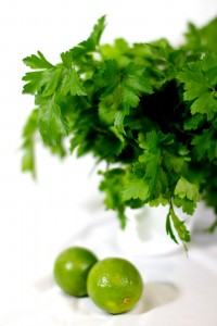 Parsley-lemon