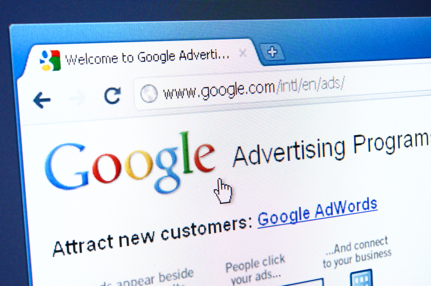 google-advertising-program